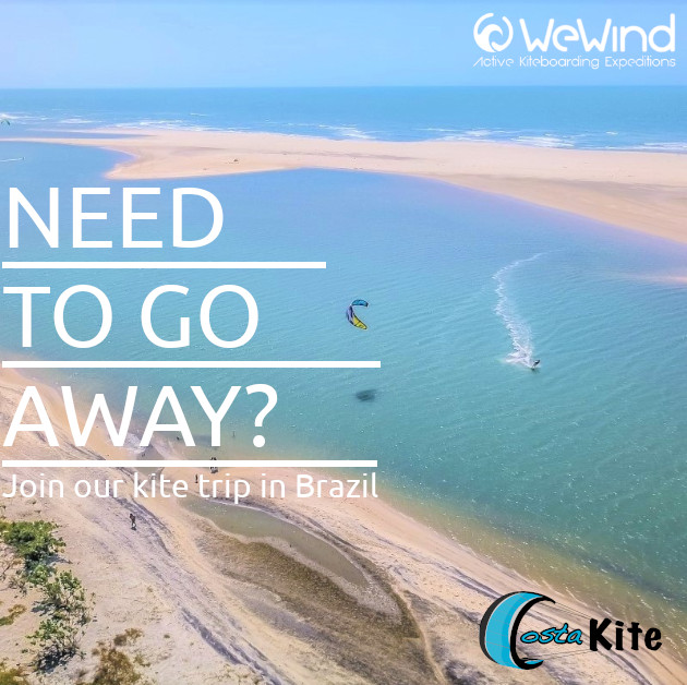 kite trip brazil